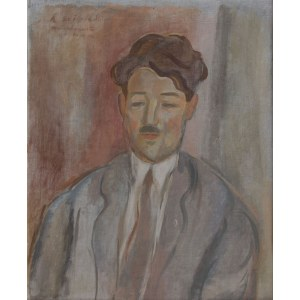 Zygmunt Landau, Portret Stefana Tymowskiego