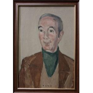 Bencion Rabinowicz [Benn], Portret mężczyzny