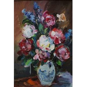 Józef Wasiołek, Kwiaty w wazonie