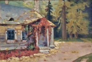 Ludwik Rowiński(XIX-XX wiek),Dworek