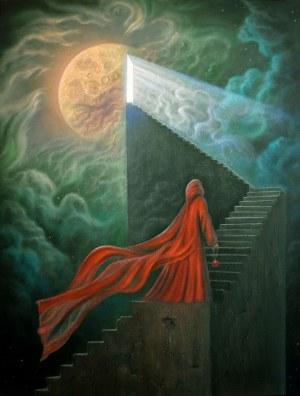 Konstantyn Płotnikow (ur. 1991), Stairway to heaven, 2021