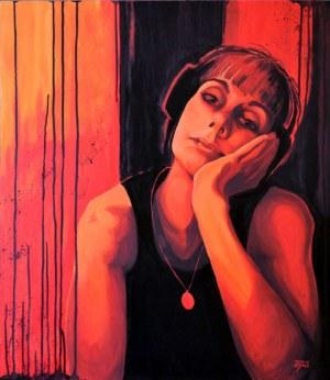 Jolanta Ziółkowska (ur. 1970), Bez tytułu, 2017