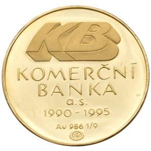 ČR 1993 - Au medaile 1995