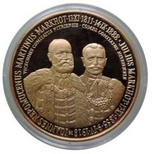 Nadace rodu Markhot, Au medaile - 10 dukát