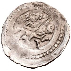 Vladislav III., markrabě moravský, 1246-1247, denár Cach 895