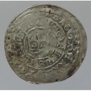 Vladislav Jagellonský 1471-1516, pražský groš
