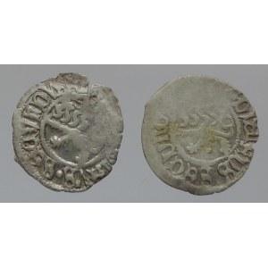 Vladislav Jagellonský 1471-1516, bílý peníz jednostranný