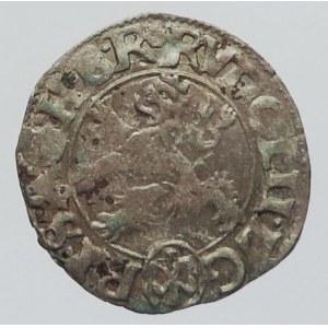 Rudolf II. 1576-1611, malý groš 1609