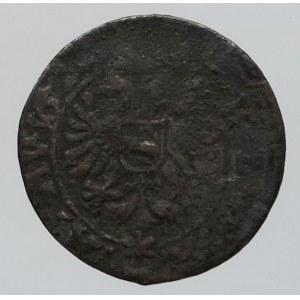 Ferdinand II. 1619-1637, 3 krejcar 1622 Praha