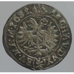 Ferdinand II. 1619-1637, 3 krejcar 1631 Jáchymov