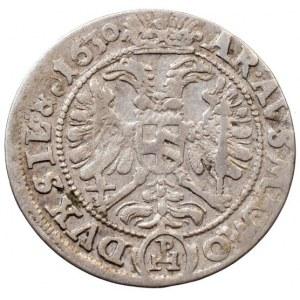 Ferdinand II. 1619-1637, 3 krejcar 1630 PH Vratislav