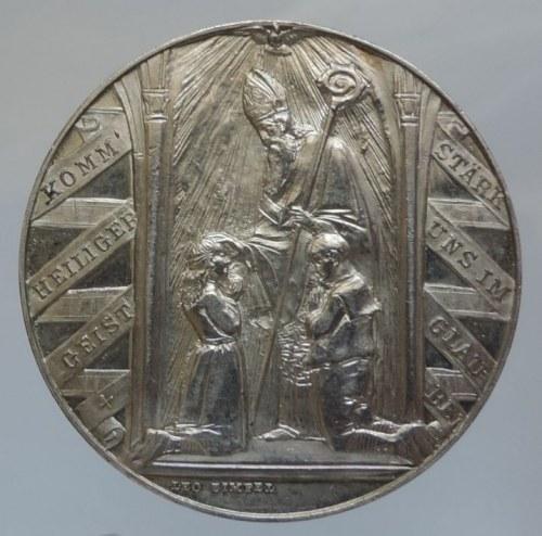 Linec biskupství, AR medaile biřmovací