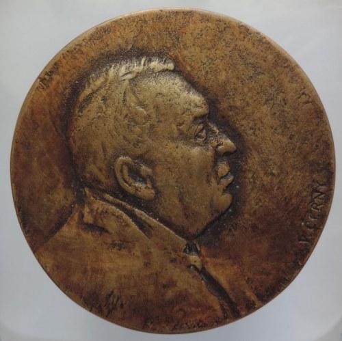 Pechanec Josef, děkan ve Valašských Kloboukách, 1911-1981, AE medaile 62mm