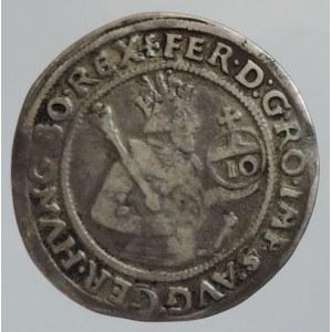 Ferdinand I. 1521/2-1564, 10 krejcar 1561 Hall