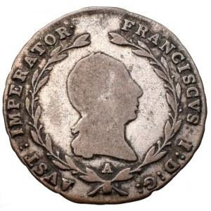 František II. 1792-1835, 5 krejcar 1815 A