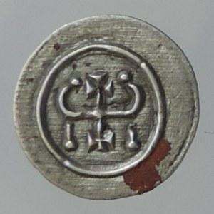 Anonymní ražby 12. století, denár Huszár 145