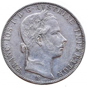 Konvenční a spolková měna, zlatník 1859 B