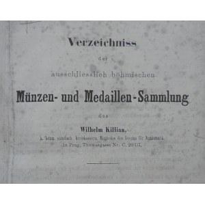Knihy, časopisy, sborníky, sb. Killian