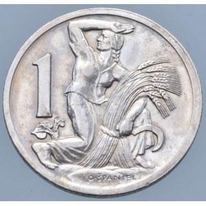 ČSR 1918-1939, 1 Kč 1930