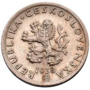 ČSR 1918-1939, 20 hal. 1938
