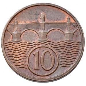 ČSR 1918-1939, 10 hal. 1936
