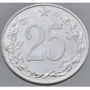 ČSR 1945-1992, 25 hal. 1953
