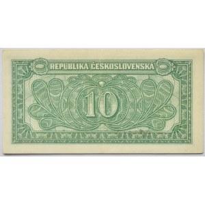 Československo - bankovky a státovky 1945 - 1953, 10 Kč 1950
