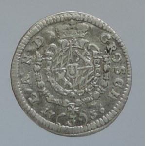 Bavorsko, Karl Albert 1726-1744, 3 krejcar 1736
