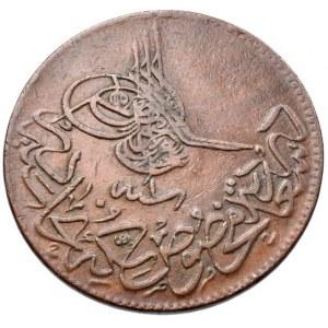 Turecko, Abdul Aziz 1861-1876, 20 para AH.1277/1 = 1861