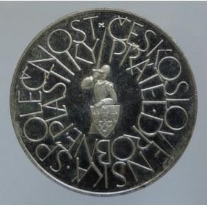 Medaile dle autorů, Harcuba J. 1978, AR medaile 38mm, Praha