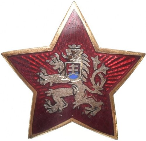 Odznaky, Jiné - Hvězda, Zukov Praha