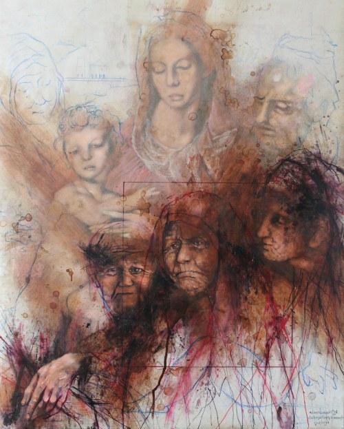 Adam Nowacki, 'Col Tempo (Saintly Forbearance)', 2021