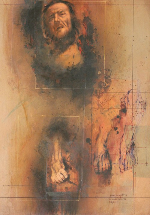 Adam Nowacki, 'The Scarecrow' No.82, 2017