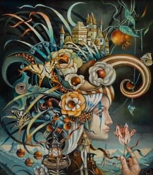 Zbigniew Seweryn (ur. 1956), Milczenie roślin, 2021