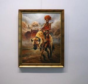 Sebastian Smarowski (ur. 1976), Bez tytułu, 2020
