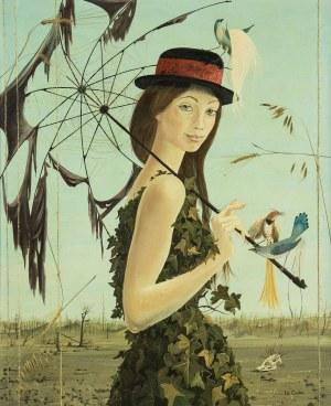 Pierre Le Colas (ur. 1930 Boulogne-Billancourt), Przyjaciółka natury, ok. 1960