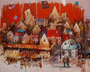 Alex Sporski (ur. 1983), Ładne miasto, 2020