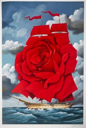 Rafał Olbiński (ur. 1943), Red Rose Ship