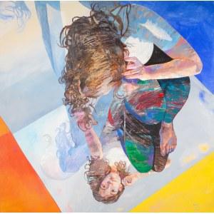 Adam Wątor (ur. 1970), Trzy trójkąty, 2021