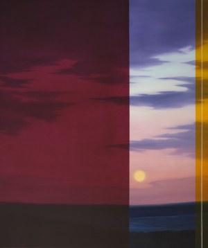 Łukasz Patelczyk (ur. 1986), Kompozycja abstrakcyjna XXX, 2021