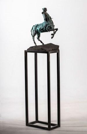 Piotr Boroń (ur. 1977), Centaur, 2021