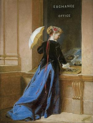 Straszyński Leonard, PRZED KANTOREM OK. 1870