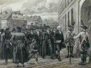Bagieński Stanisław, JAN DEKERT NA CZELE CZARNEJ PROCESJI, 1914