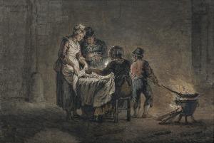 Norblin de La Gourdaine Jan Piotr, PIECZENIE KASZTANÓW, PO 1804
