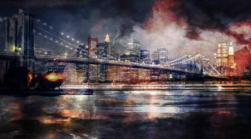 Andrzej Andrychowski, Brooklyn Bridge 2020