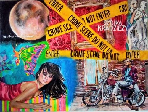 Ilona Foryś,Magazine Collage 9, 2020