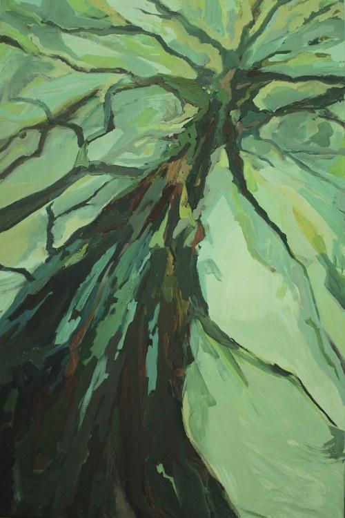 Katarzyna Pitek, Monumental Tree, 2019