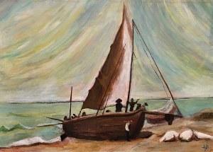Maciej Milewski, Poryw wiatru, 2021