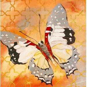 Sylwia Wenska, Entomofobia-Motyl dzienny,2020