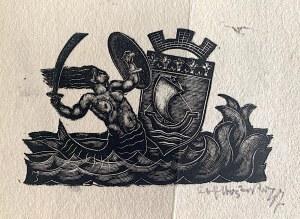 Stefan Mrożewski, Syrena z cyklu: Cyprian Norwid – Trzy miłości, Paryż, 1947